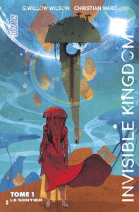 Fan(tastiK) : Invisible Kingdom, couverture
