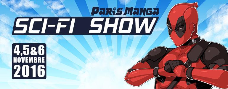 Coup d'oeil sur Paris Manga & Sci-Fi show – 22e édition