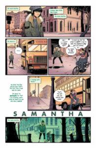 Fan(tastiK) Comics Alienated Samantha