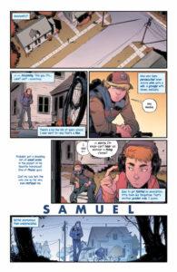 Fan(tastiK) Comics Alienated Samuel