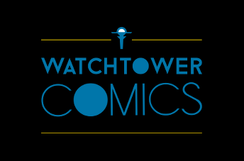 Logo Watchtower Comics