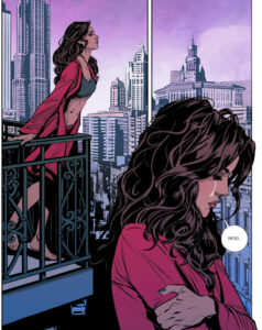 Fan(tastik) Comics #16 : Wanda la Sorcière Rouge - Wanda_Joëlle Jones