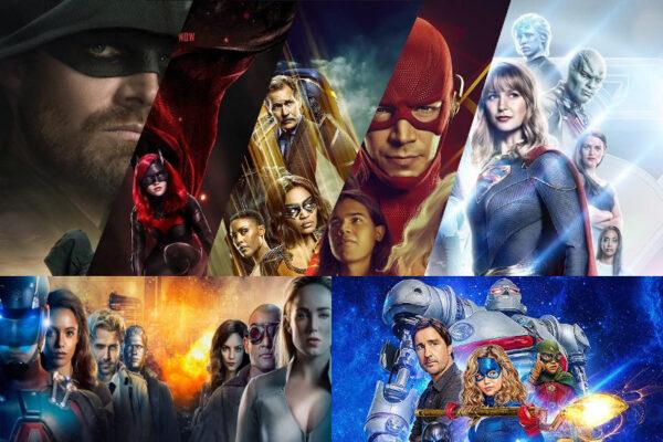 Arrowverse : Le planning de reprise de quatre séries a été annoncé