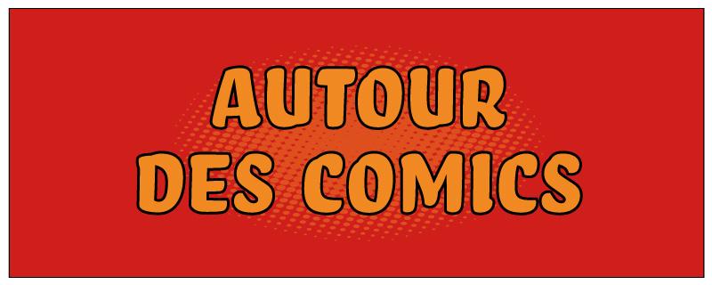Autour des comics