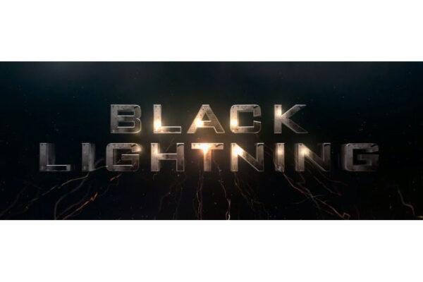 Black Lightning : La saison 4 de la série sera la dernière