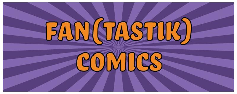 Bannière Fantastik Comics
