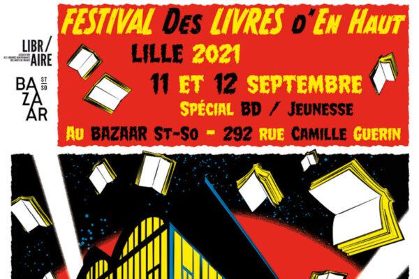 Le Festival des livres d'en haut : Coup d'oeil sur la première édition