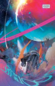 Invisible Kingdom, Galaxie