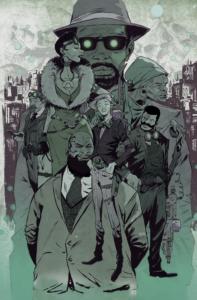 Fan(tastiK) Comics Bitter Root Famille Sangerye