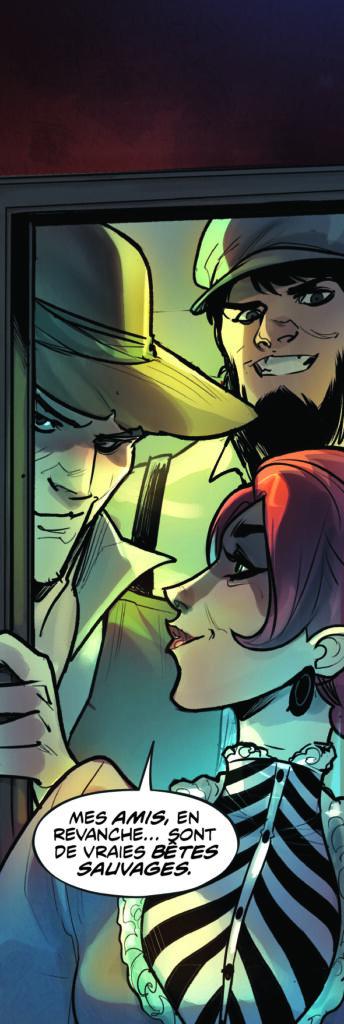 Fan(tastik) Comics : Lady Swanson Mercy