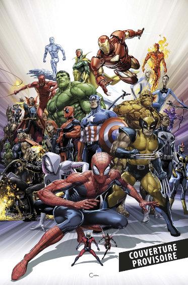 Marvel Panini 1