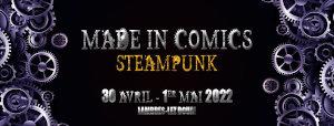 Made In Comics 2022 Steampunk