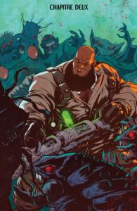 Fan(tastiK) Comics Bitter Root Chapitre 2