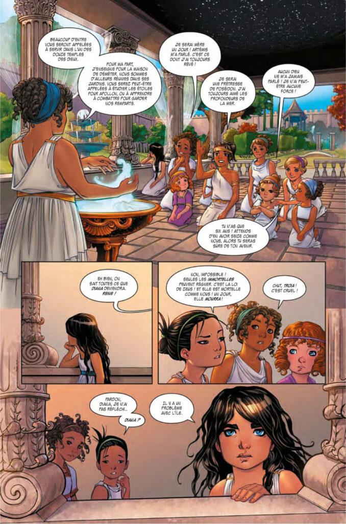Wonder Woman Legendary 002