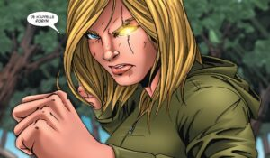 Fan(tastik) Comics : Robyn Hood, Image de présentation