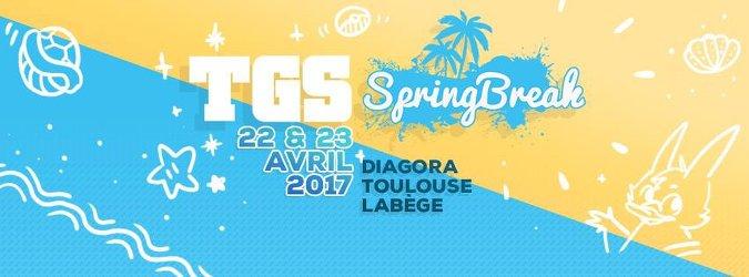 Coup d'oeil sur le TGS SpringBreak 2017